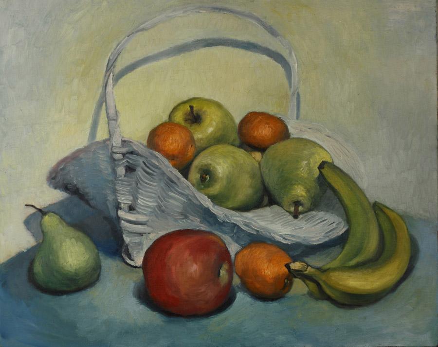 Fruits and Bananas - Toronto, 2002